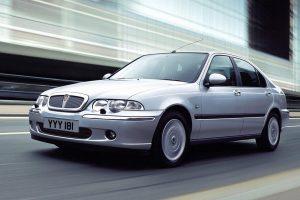 Rover 45  1.4 i 16V 103 KM Sedan