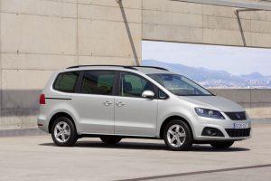SEAT Alhambra  2.0d AT (170 KM) Minivan
