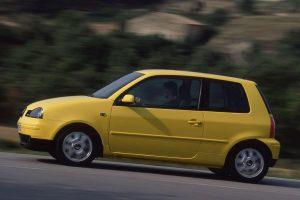 SEAT Arosa  1.4 TDI 75 KM Hatchback