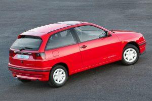 SEAT Ibiza  2.0 i 16V 150 KM Hatchback