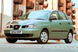 SEAT Ibiza  1.4 16V 75 KM Hatchback