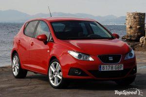 SEAT Ibiza  1,6 MPI 105 hp DSG Hatchback