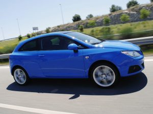SEAT Ibiza  1,9 TDI 105 hp DPF Hatchback