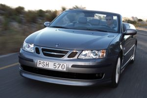 Saab 9-3  2.0 T 185 KM Hatchback
