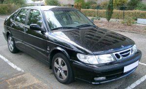 Saab 9-3  2.0 T 205 KM Hatchback