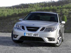 Saab 9-3  2.0 i 16V t 150 KM AT Sedan