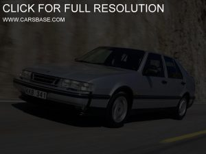 Saab 9000  2.0  16 128 KM Sedan