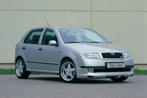 Skoda Fabia  1.4 60 KM Hatchback