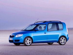 Skoda Roomster  1.4 TDI 79 KM Minivan
