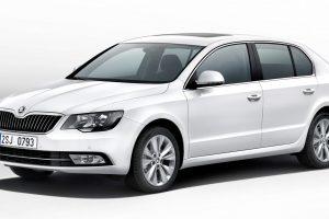 Skoda Superb  3.6 AT (260 KM) 4WD Hatchback