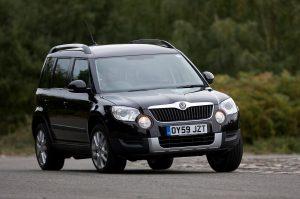 Skoda Yeti  1.4TSI (122Hp) Minivan