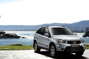 SsangYong Actyon  2.0d AT (149 HP) SUV