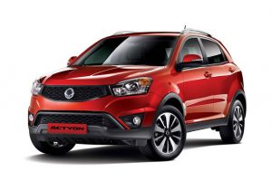 SsangYong Actyon  2.0d MT (175 HP) SUV