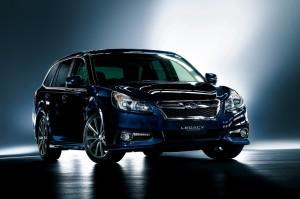 Subaru Legacy  tS 2.5 AT (265 HP) 4WD Suv