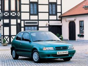 Suzuki Baleno  1.9 TD 75 KM Sedan