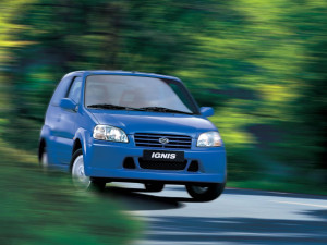 Suzuki Ignis  1.3 i 16V 94 KM Hatchback
