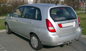 Suzuki Liana  1.3 i 16V 2WD 90 KM Sedan