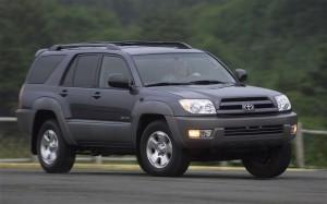 Toyota 4runner  2.7i (157Hp) Sedan