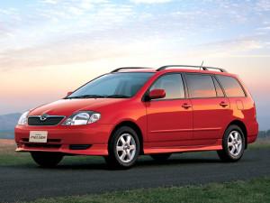 Toyota Corolla  1.5i 110KM Minivan