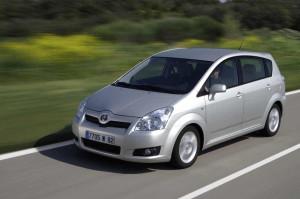 Toyota Corolla  2.0 D 4D 90 KM Minivan
