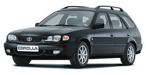 Toyota Corolla  1.6 i 16V 108 KM Suv