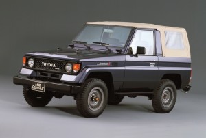 Toyota Land-Cruiser  4.2D (129Hp) Suv
