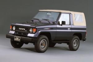 Toyota Land-Cruiser  2.4L (108Hp) Suv