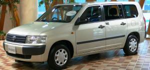 Toyota Probox  1.4 D 75 KM Suv