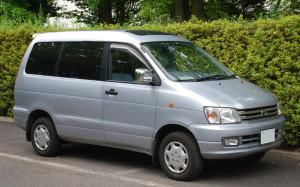 Toyota Town-Ace  2.2 TD 4WD 94 KM Minivan