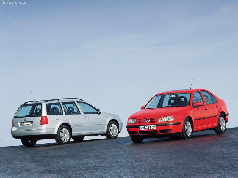 Volkswagen Bora  2.8 V6 4motion 204 KM Suv