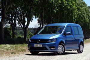 Volkswagen Caddy  Maxi 2.0d MT (150 HP) Compact Van