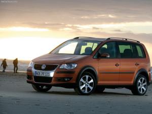 Volkswagen Touran  1.4 TSI 140KM AT Minivan