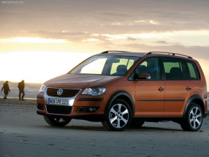 Volkswagen Touran  1.4 TSI 150KM Minivan