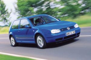 Volkswagen Golf  2.3 VR5 4motion 170 KM Hatchback