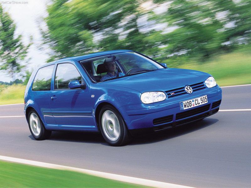 Volkswagen Golf  1.9 TDI 110 KM Hatchback