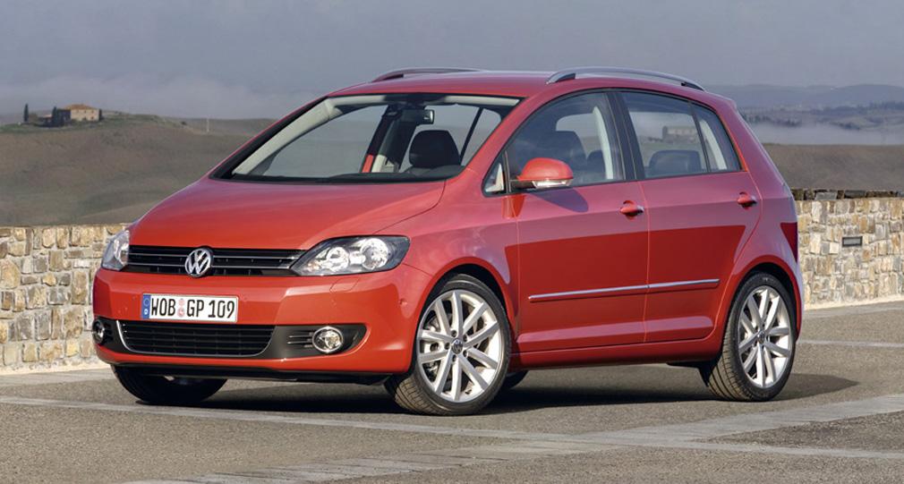 Volkswagen Golf-Plus  1.9d MT (90 KM) Hatchback