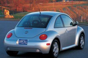 Volkswagen NEW-Beetle  1.9 TDI 101 KM Hatchback