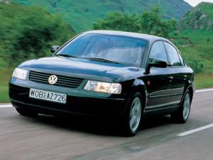 Volkswagen Passat  1.9 TDI Syncro 130 KM Sedan