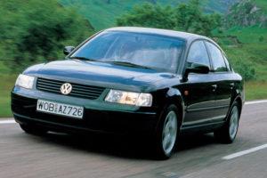 Volkswagen Passat  2.5 TDI 150 KM Sedan