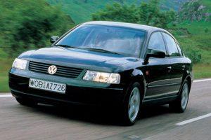 Volkswagen Passat  2.0i (120Hp) 4Motion Sedan
