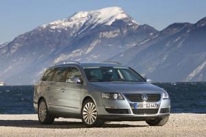 Volkswagen Passat  1.6 FSI 115KM Suv