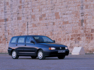 Volkswagen Polo  1.6i 101KM Suv