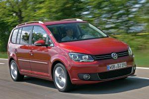 Volkswagen Touran  Cross 1.9d AT MT (105 KM) Kompaktowy MPV