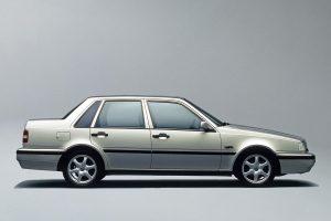 Volvo 460  1.8 90 KM Sedan