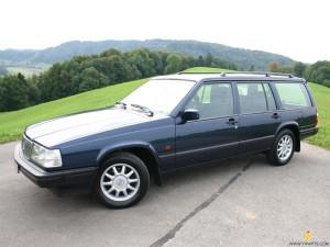 Volvo 940  2.3 i Turbo 165 KM Suv