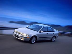 Volvo S40  1.8 16V 115 KM Sedan