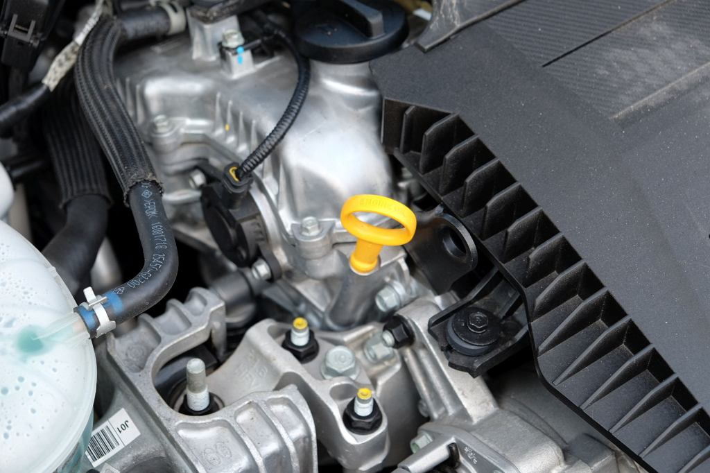 Bagnet - To nim sprawdzamy poziom oleju w samochodzie