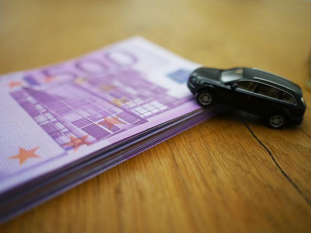 koszt rejestracji samochodu