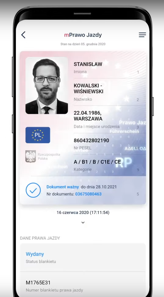 aplikacja prawo jazdy