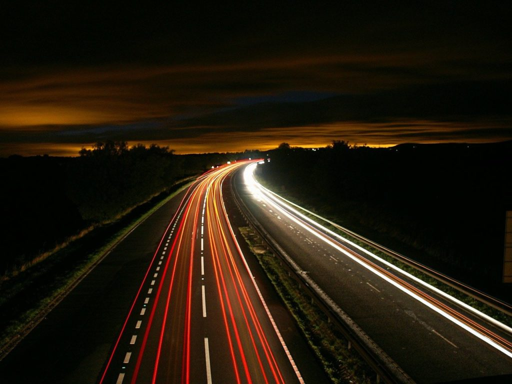 odcinkowy pomiar prędkości a1